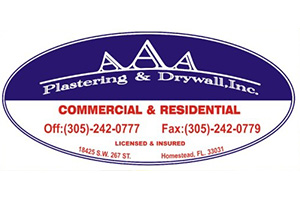 AAA Plastering and Drywall, Inc