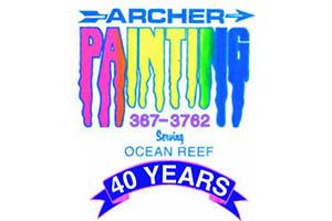Archer Painting