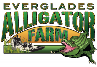 Everglade Alligator Farm Logo